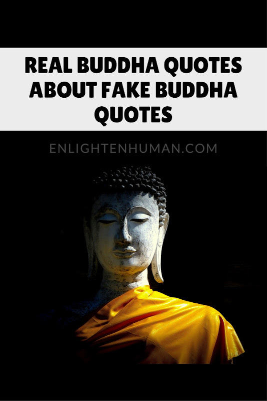 Real Buddha Quotes Alluring Real Buddha Quotes About Fake Buddha Quotes.