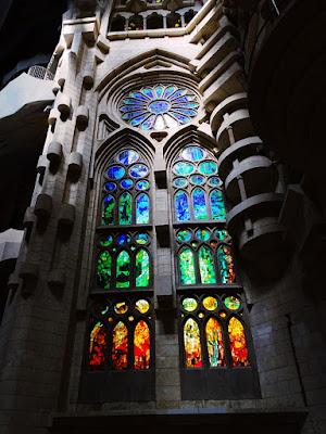 Zwiedzanie Sagrada Familia