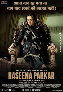 Haseena Parkar Budget, Screens & Day Wise Box Office Collection