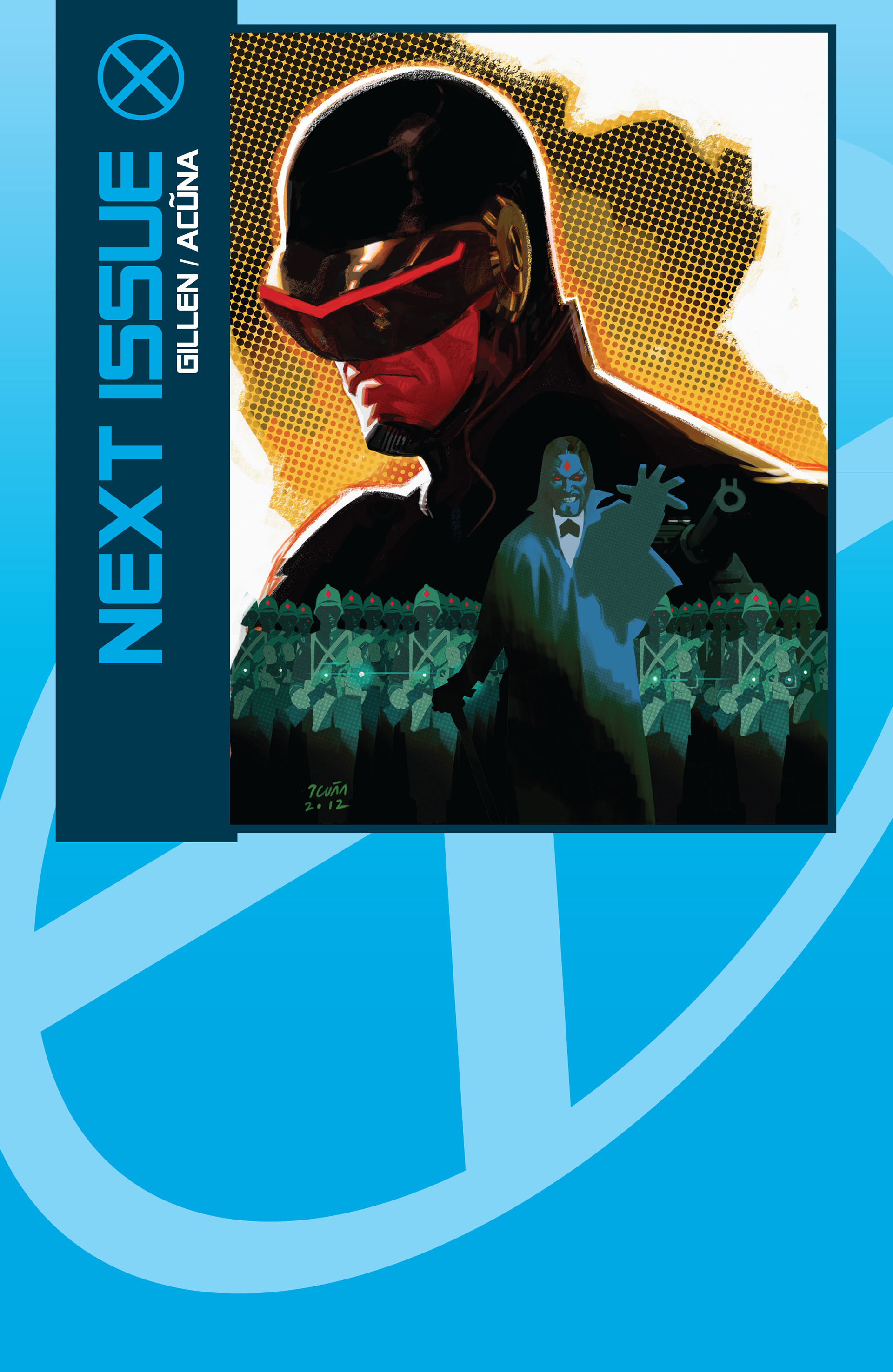 Read online Uncanny X-Men (2012) comic -  Issue #14 - 23