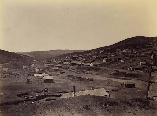 Fotografías antiguas del oeste americano - 1860 - 1870