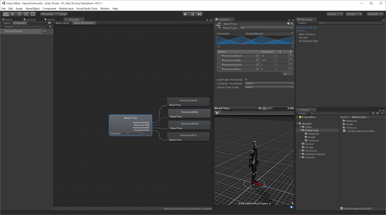 Of Course I'll Play It: Unity3D At Home Project - Day 4