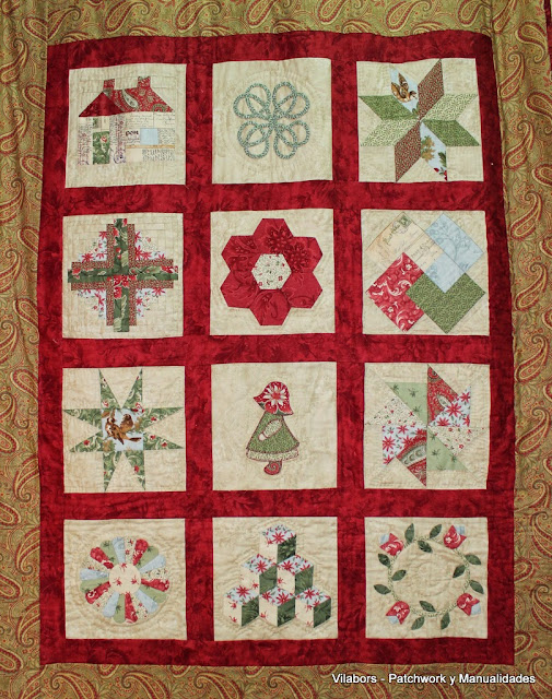 Sampler de Patchwork