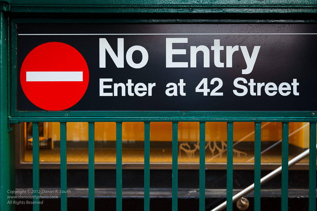 a photo of a subway station in new york city
