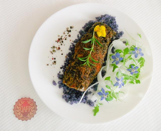 sałata mizuna z czym jeść