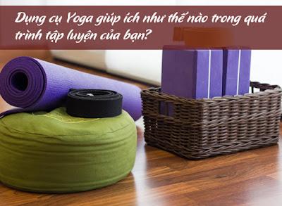 Lợi ích của dụng cụ Yoga