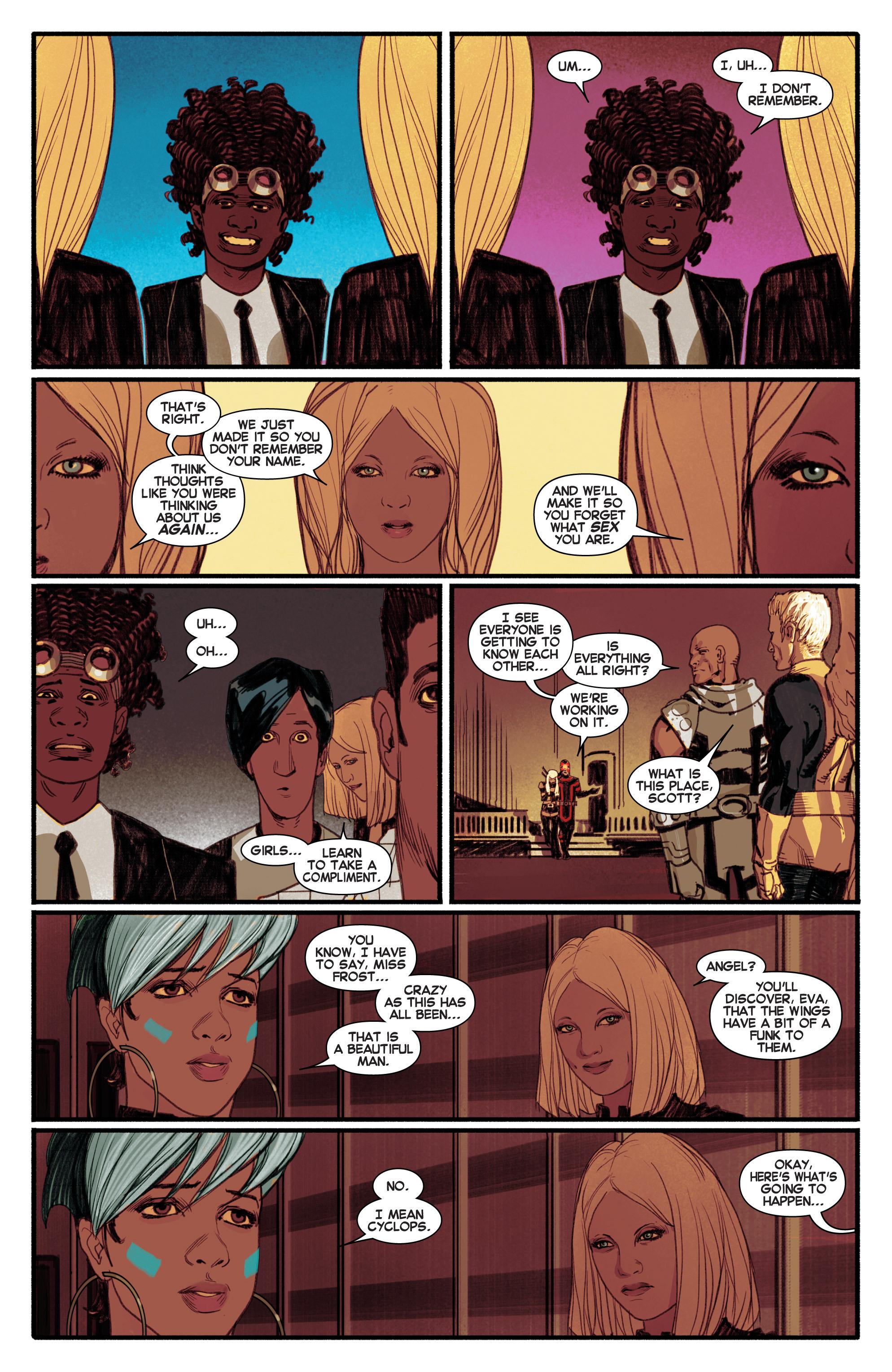 Read online Uncanny X-Men (2013) comic -  Issue #5 - 18