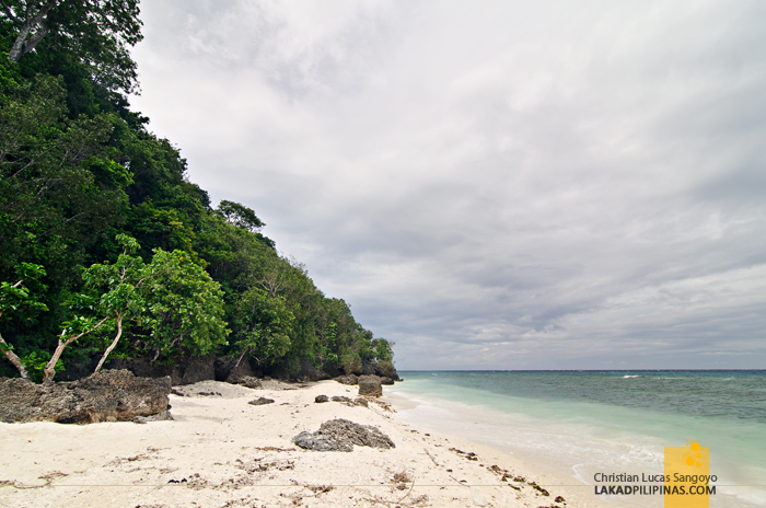 Kagusuan Beach Siquijor White Sand Beach