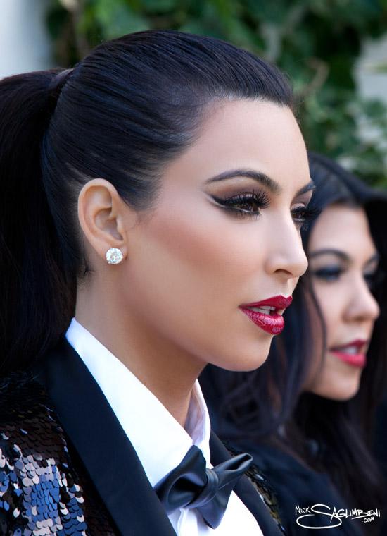 Sheer Beauty: Make-up Friday