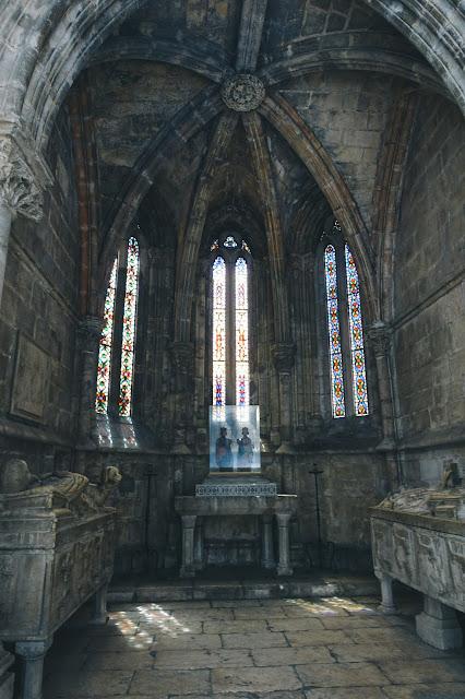 リスボン大聖堂(Sé de Lisboa)|Capilla de San Cosme y San Damián