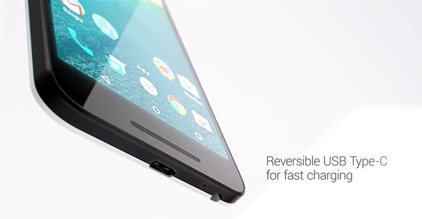 LG Nexus 5X USB Type-C
