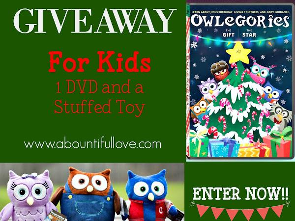Giveaway: Owlegories DVD