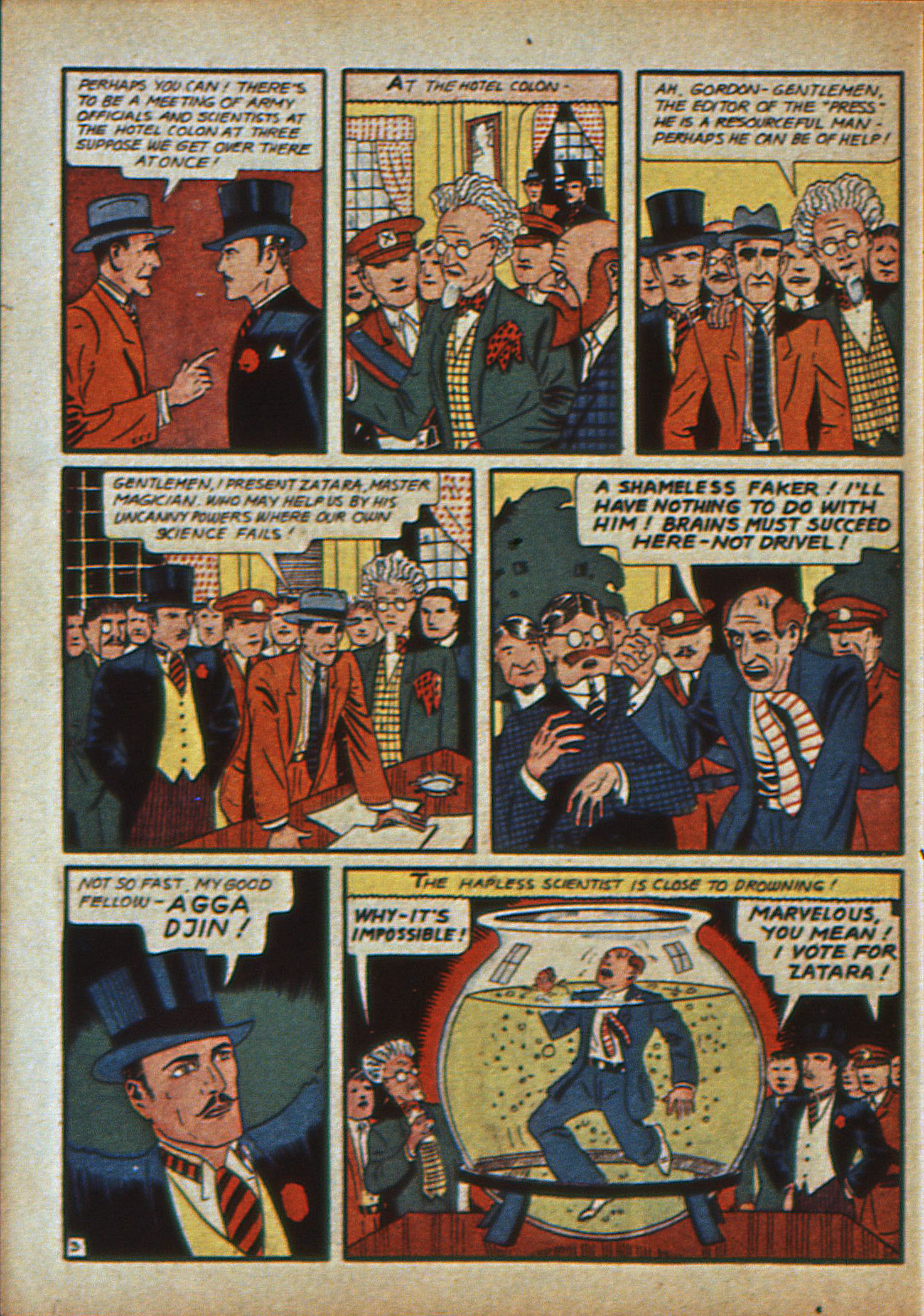 Read online Action Comics (1938) comic -  Issue #15 - 59