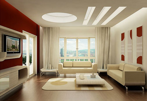 60 Model Plafon Rumah Minimalis Desainrumahnya Com