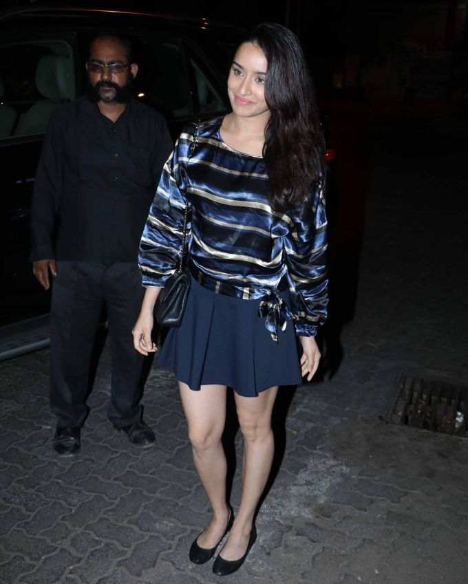 Shraddha Kapoor Long Legs Stills