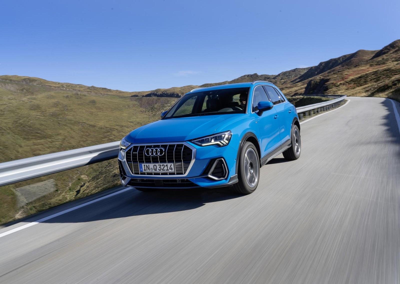 Nuevo Audi Q4 2019: las primeras fotos espía del SUV más esperado