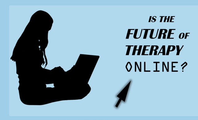 Image:  Is the Future of Therapy Online? [Infographic]