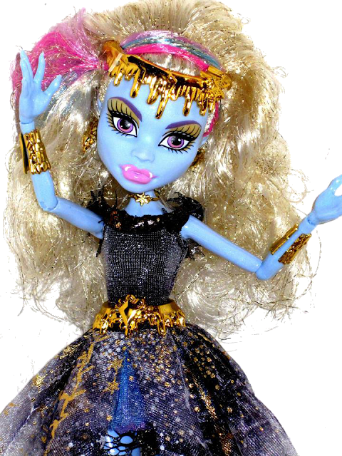 Para mi gusto esta muy guapa  que opin  225 is vosotr s Monster High Dolls 13 Wishes Abbey