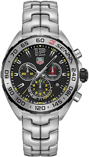Tag Heuer Formula 1 Ayrton Senna Special Edition CAZ1013.BA0883