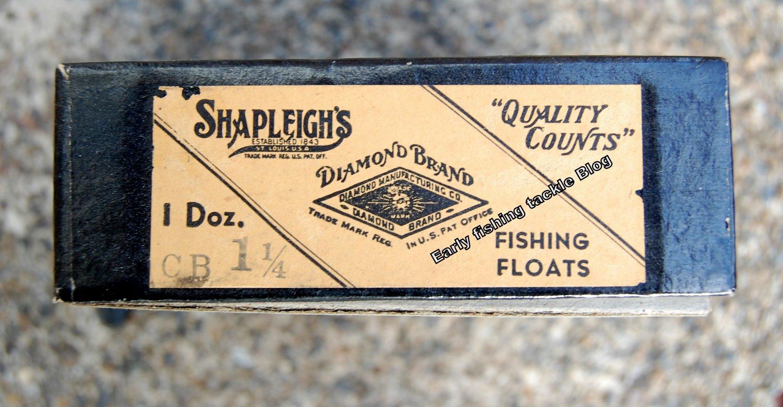 1950's era Carolina Washboard Float catalog advertisments