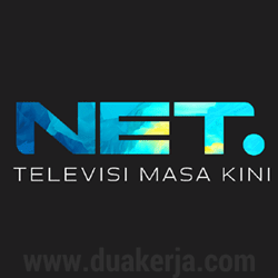 Lowongan Kerja NET TV Terbaru April 2017