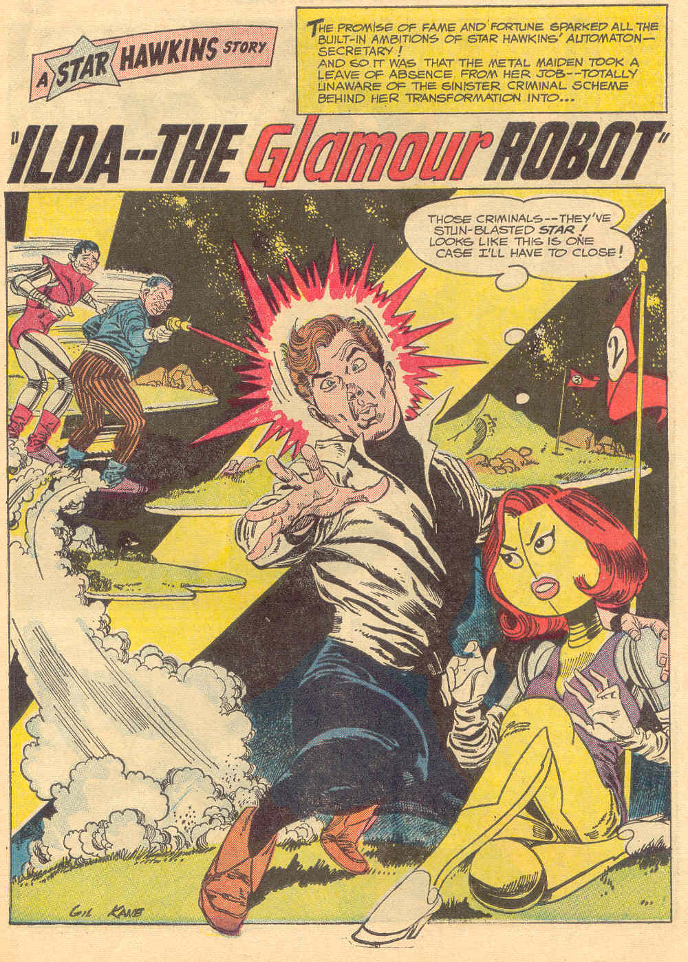 Strange Adventures (1950) issue 173 - Page 15