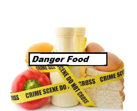 Makanan berbahaya