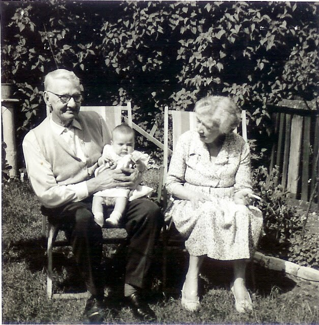 Alfred Augustus Rose and Rose Hearn