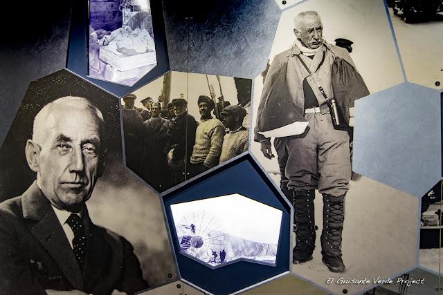 Amundsen - Museo Fram, Oslo por El Guisante Verde Project