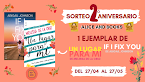 Sorteo 2º Aniversario en Alice and Books.