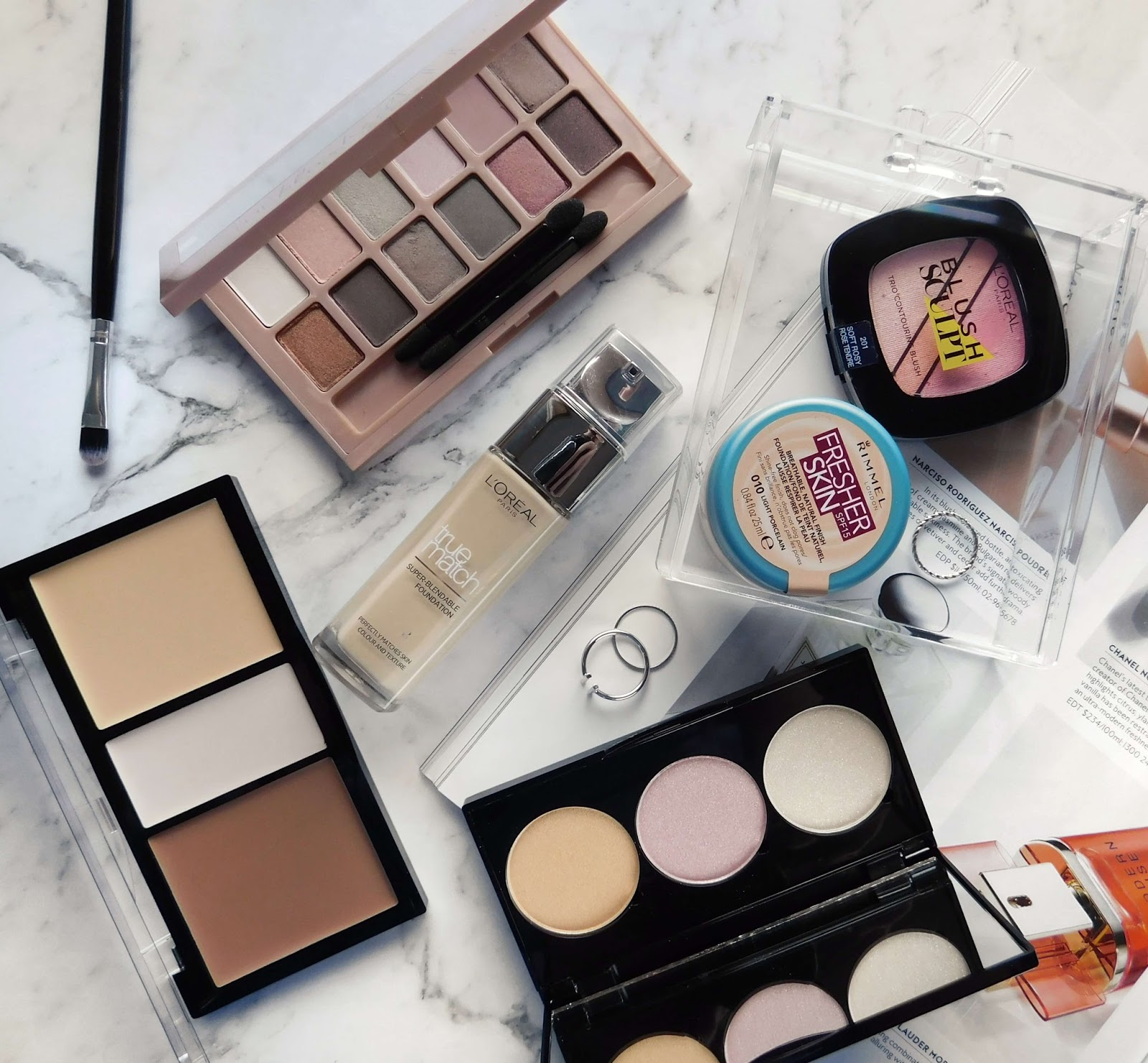 Whats New In My Makeup Stash | March | BlonDees Beauty