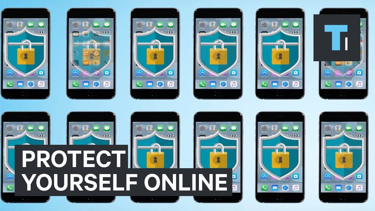 Best ways to protect yourself online [video]