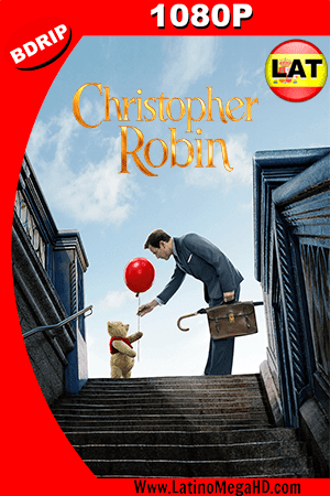 Christopher Robin: Un Reencuentro Inolvidable (2018) Latino HD BDRIP 1080P - 2018