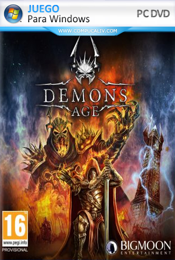 DEMONS AGE PC Full Español