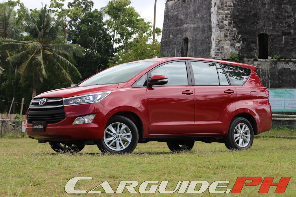All You Need To Know About The 2016 Toyota Innova W
