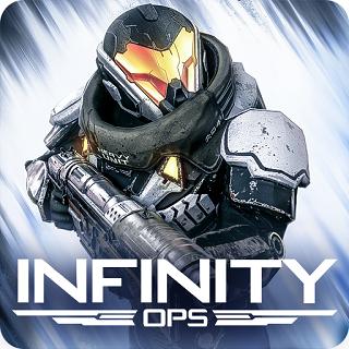 Infinity Ops Sci fi fps apk mod