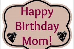 Kata Kata Ucapan dan Doa Ulang Tahun untuk Ibu