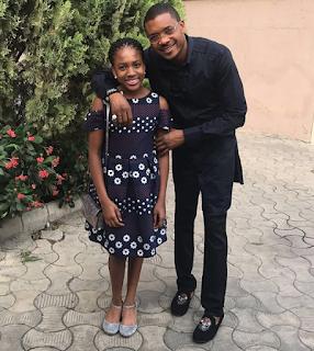 Shina Peller celebrates daughter's 12th birthday with beautiful photos