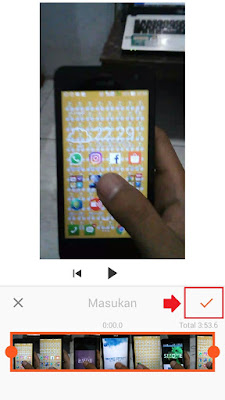 cara kompres ukuran video lewat android