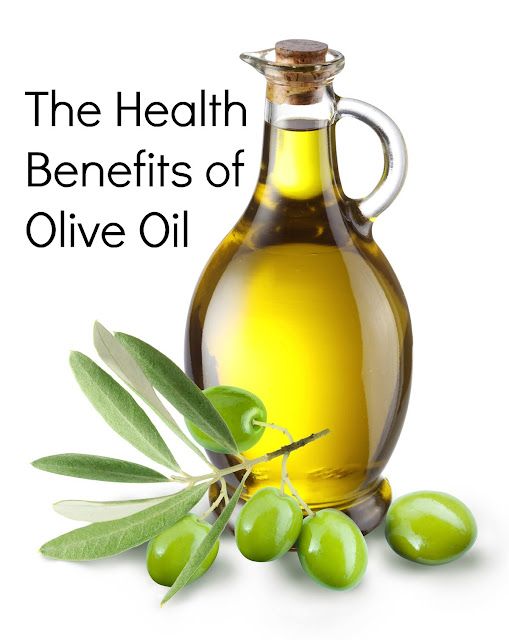Health Benefits of Olive Oil to Human Body