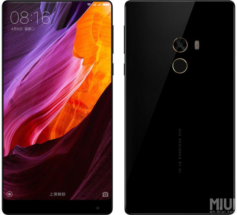 Xiaomi Mi Mix: ufficiale lo smartphone senza cornici | Video x4 HTNovo 1