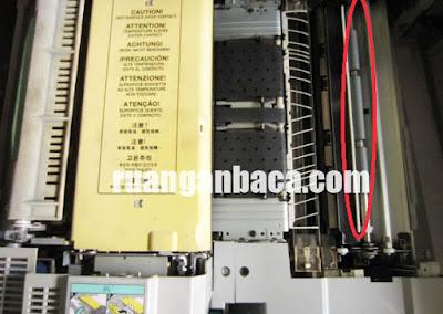 Solusi Mengatasi Hasil Fotocopy bergeser pada Canon ir 6020/5000/6000/5050