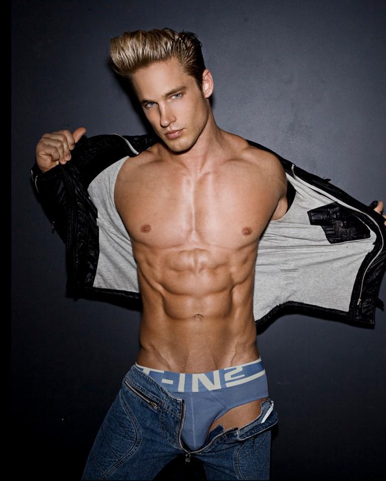 Sexy Men Stripping 111