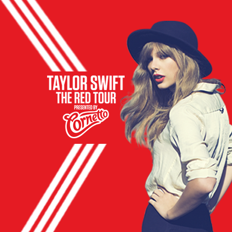 Taylor Swift The RED Tour Live in KL  11 June 2014 @ Putra Indoor Stadium