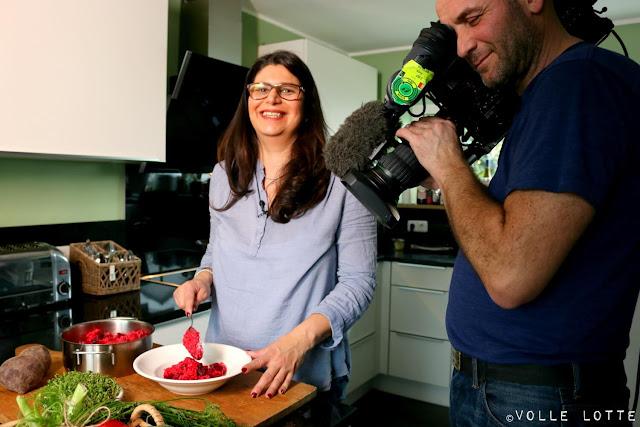 TV, ZDF, Drehscheibe, kochen, Fernseher, einfach, lecker