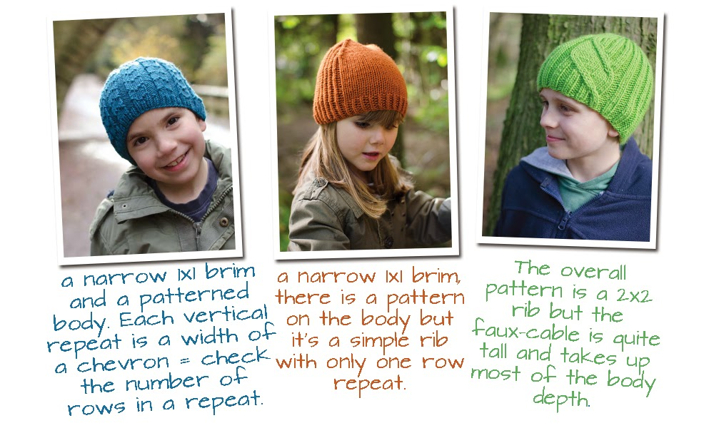 must try making a kids' hat for myself