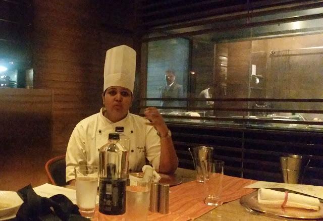 Chef Alifiya Galabhai