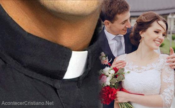 Matrimonio de sacerdote católico