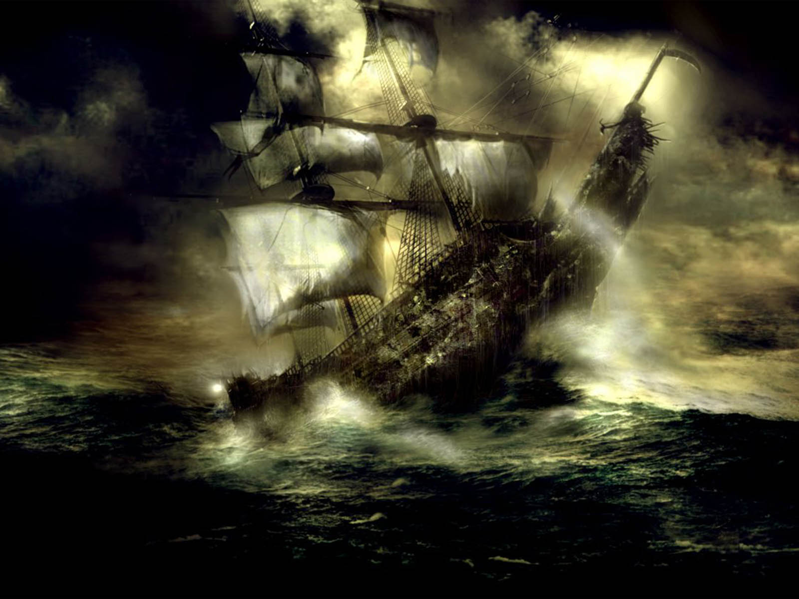 pirate ship computer wallpapers - photo #33