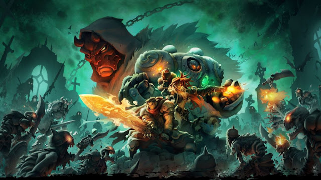 Battle Chasers Android